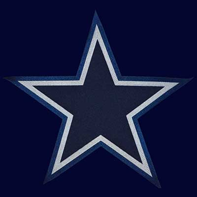 Dallas Cowboys Pool Table Cover